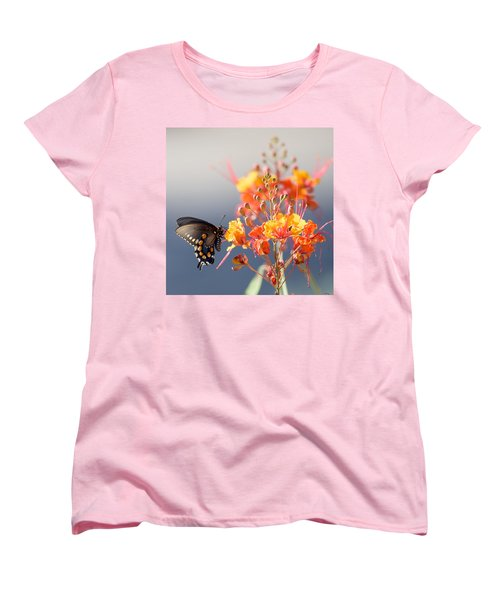 Pipevine Swallowtail Women's T-Shirt (Standard Cut) by Dan McManus