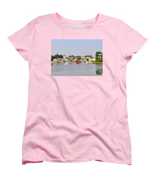 Portsmouth Nh South End Psep Women's T-Shirt (Standard Cut)