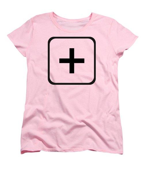 Positive Art Women's T-Shirt (Standard Cut)