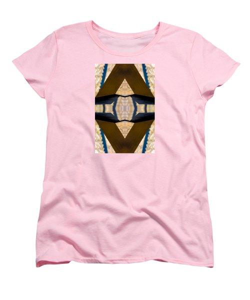 Pritzker Pavilion Gehry N79v2 Women's T-Shirt (Standard Cut) by Raymond Kunst