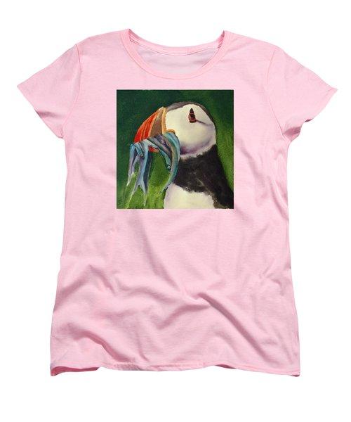 Proud Puffin Women's T-Shirt (Standard Cut)