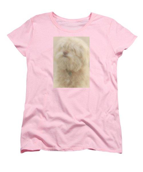 Puff Puff Women's T-Shirt (Standard Cut) by The Art Of Marilyn Ridoutt-Greene