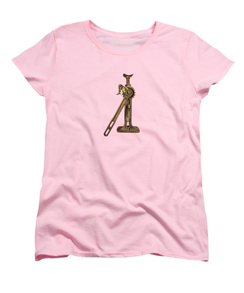 Ratchet And Screw Jack I Women's T-Shirt (Standard Fit)