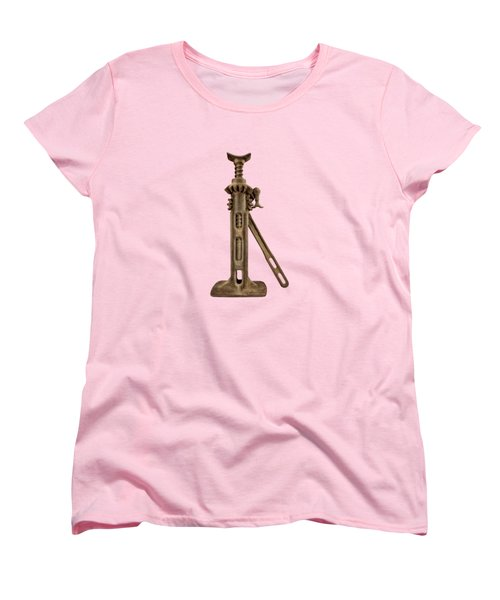 Ratchet And Screw Jack II Women's T-Shirt (Standard Fit)
