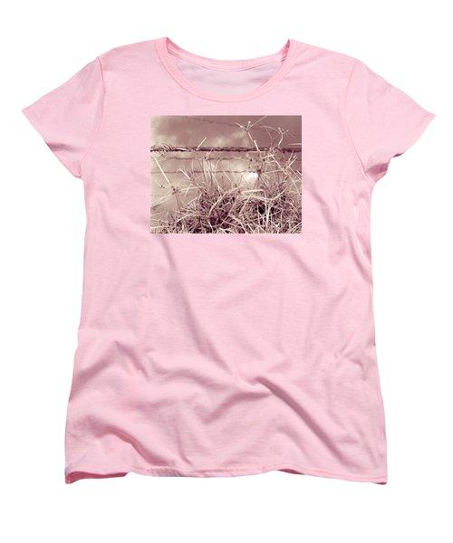 Reflections 1 Women's T-Shirt (Standard Cut) by Mukta Gupta