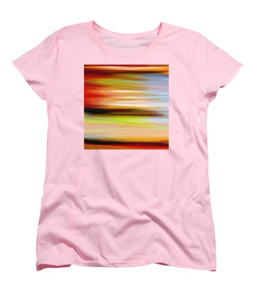 Reign Women's T-Shirt (Standard Cut) by Ely Arsha