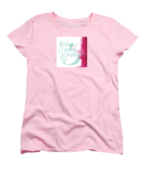 Relax  Women's T-Shirt (Standard Cut)