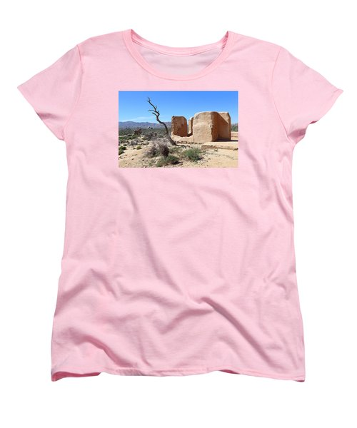 Remain Standing Of Ryan Ranch  Women's T-Shirt (Standard Cut) by Viktor Savchenko