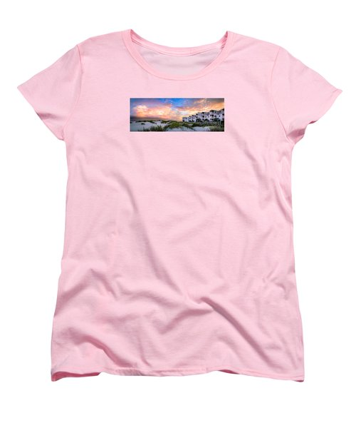 Rest And Relaxation Women's T-Shirt (Standard Cut) by David Smith