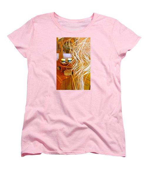 Restorative Beauty Women's T-Shirt (Standard Cut) by Randy Rosenberger
