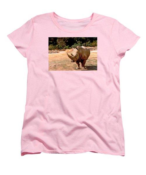 Rhino Women's T-Shirt (Standard Cut)