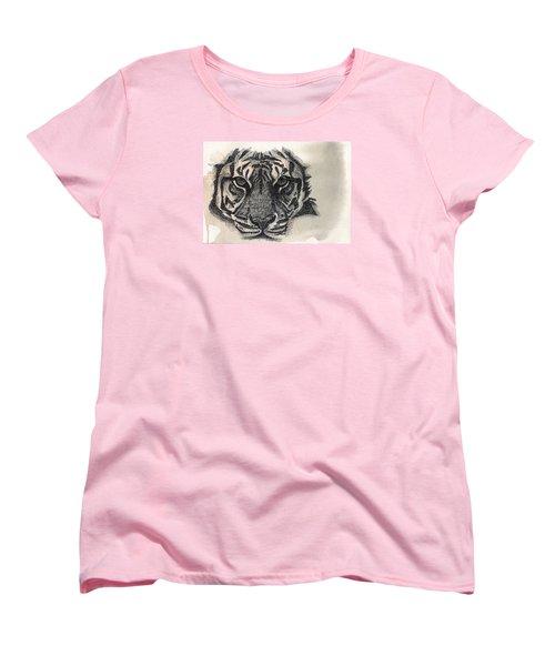 Righteous Hunger Women's T-Shirt (Standard Cut) by Nathan Rhoads