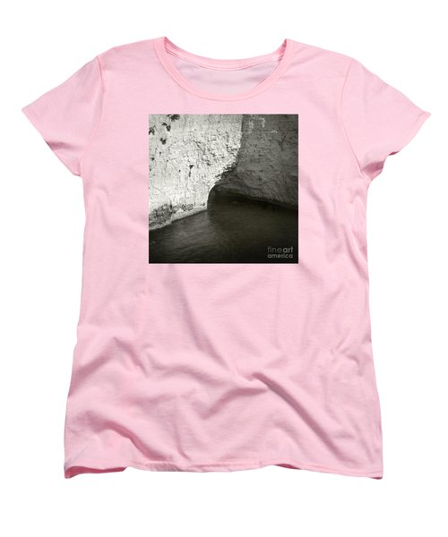 Rock And Water Women's T-Shirt (Standard Cut)