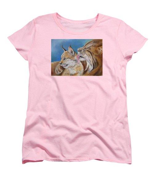 Saliega Y Brezo Women's T-Shirt (Standard Cut) by Ceci Watson