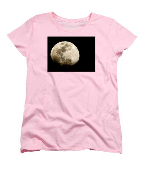 Satellite Serenade  Women's T-Shirt (Standard Cut) by Paulo Guimaraes