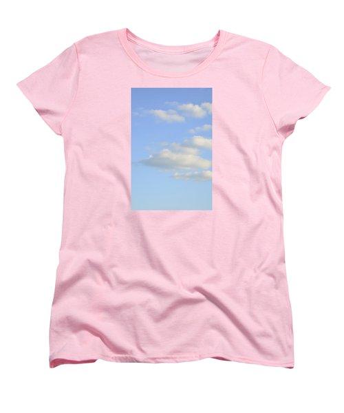 Say Vertical Women's T-Shirt (Standard Cut)