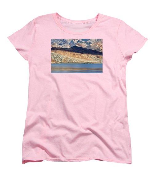 Shadow Tso Moriri, Karzok, 2006 Women's T-Shirt (Standard Cut)