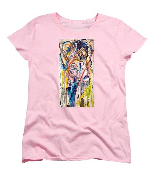 Shards Women's T-Shirt (Standard Cut) by Sheridan Furrer