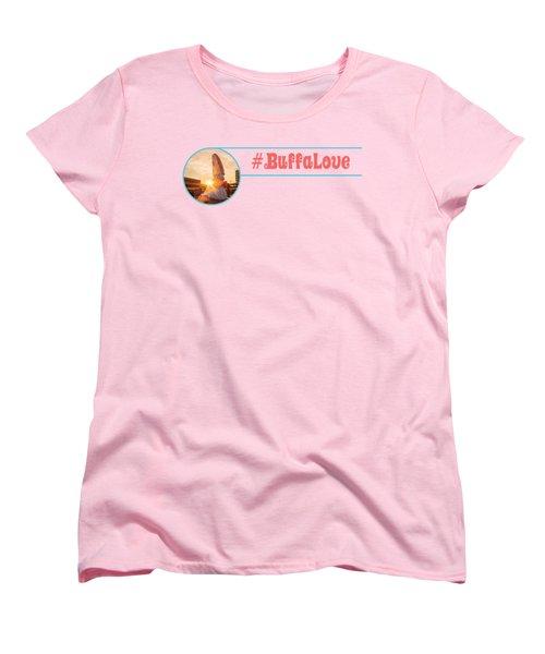 Shark Girl Dawn Women's T-Shirt (Standard Cut)
