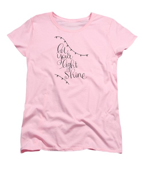 Shine Women's T-Shirt (Standard Fit)