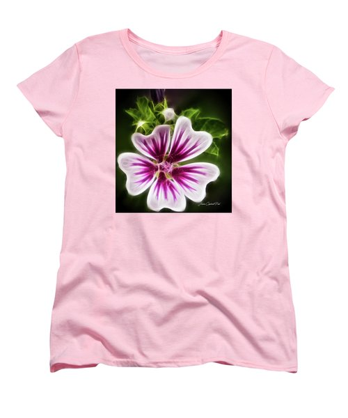 Simple Beauty Women's T-Shirt (Standard Cut) by Joann Copeland-Paul