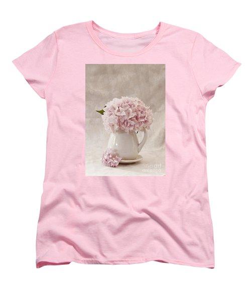 Simplicity Women's T-Shirt (Standard Cut) by Sherry Hallemeier
