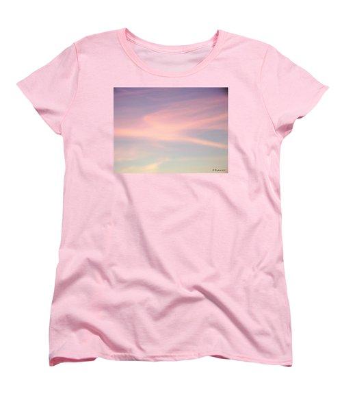 Women's T-Shirt (Standard Cut) featuring the photograph Sky Dancer by Betty Northcutt