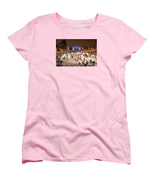 Slice Of Ice Women's T-Shirt (Standard Cut)