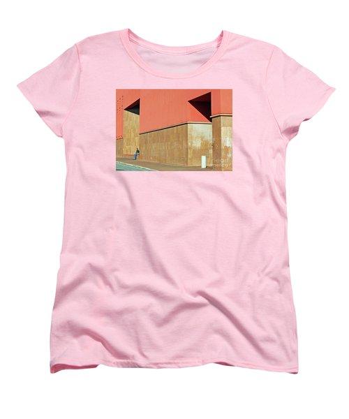 Women's T-Shirt (Standard Cut) featuring the photograph Small World by Joe Jake Pratt