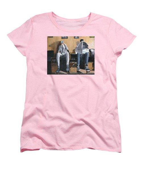Sneakers Need Polishing Too Women's T-Shirt (Standard Cut)
