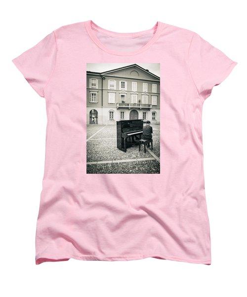 Soul Women's T-Shirt (Standard Cut) by Alfio Finocchiaro