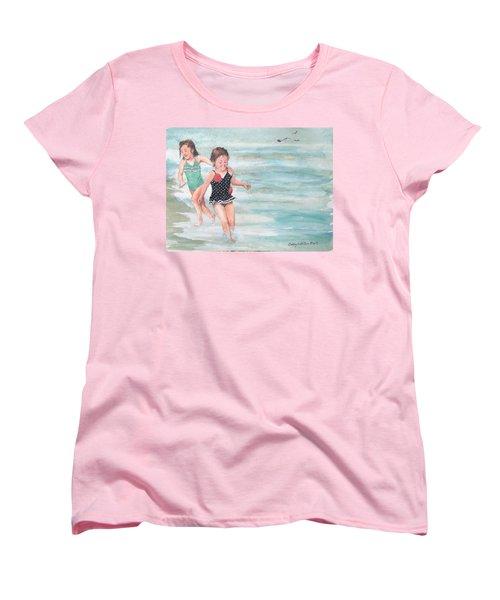 Splash  Women's T-Shirt (Standard Cut)