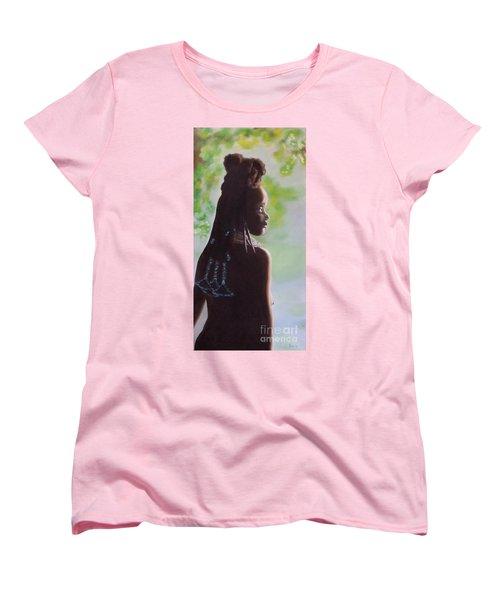 Spring In Africa Women's T-Shirt (Standard Cut)