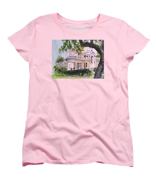 St Charles @ Valance New Orleans Women's T-Shirt (Standard Cut)