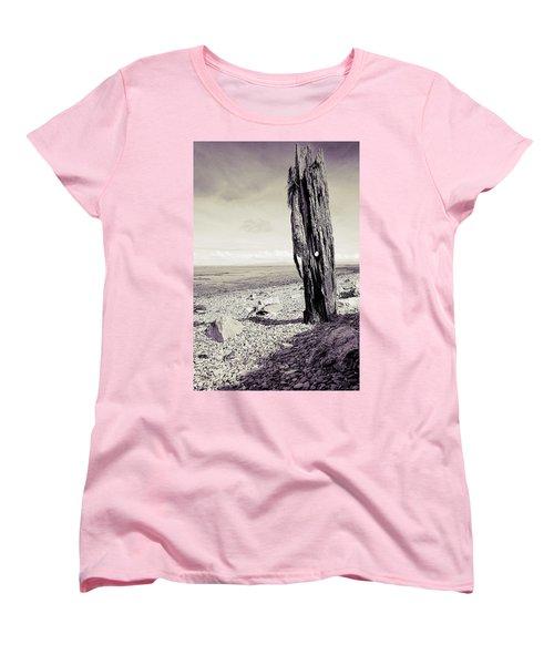 Stark Reality Women's T-Shirt (Standard Cut) by Keith Elliott