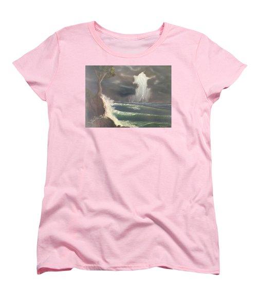 Strong Against The Storm Women's T-Shirt (Standard Cut)