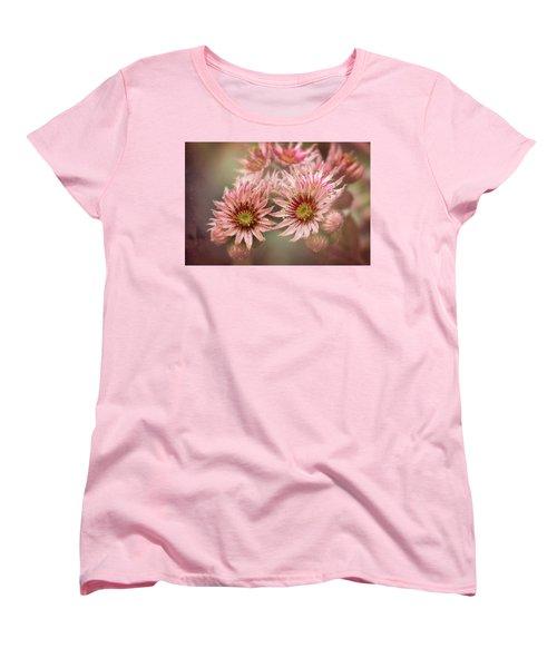 Succulent Flowers - 365-100 Women's T-Shirt (Standard Cut)