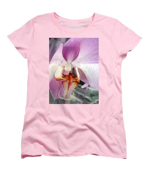 Women's T-Shirt (Standard Cut) featuring the photograph Summer Bloom by Joan  Minchak