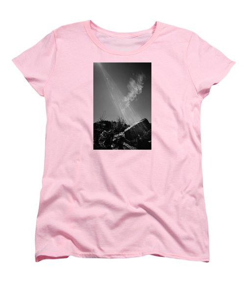 Sunlight Women's T-Shirt (Standard Cut) by Andrey  Godyaykin
