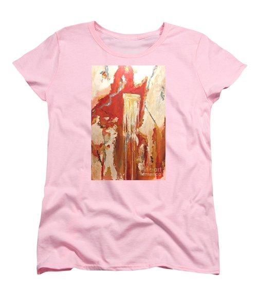 Sunrise Springs Women's T-Shirt (Standard Cut)