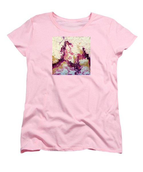 Tables Always Turn Women's T-Shirt (Standard Cut) by Tracy Bonin