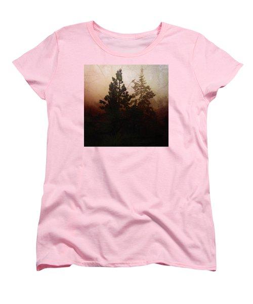 Tahoe Pines Women's T-Shirt (Standard Cut)