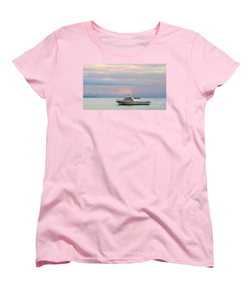 Women's T-Shirt (Standard Cut) featuring the photograph Tasha's Choice by Stephen Mitchell