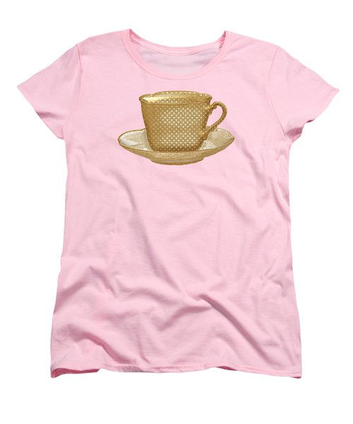 Teacup Garden Party 3 Women's T-Shirt (Standard Cut) by J Scott