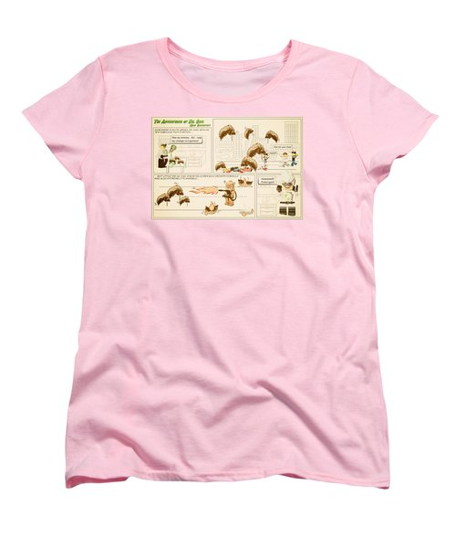 Women's T-Shirt (Standard Cut) featuring the photograph The Adventures Of Dr Ogel by Mark Fuller