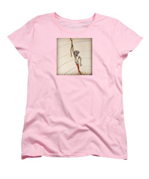 The Aliens Least Favorite Dream Women's T-Shirt (Standard Cut)