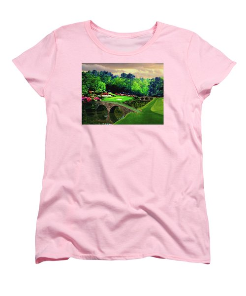 The Beauty Of The Masters Women's T-Shirt (Standard Cut) by Ron Chambers