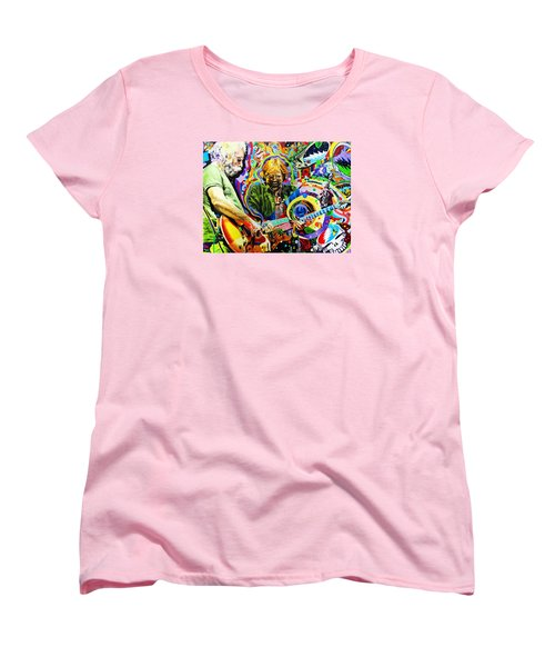 The Boys Of Summer Women's T-Shirt (Standard Cut) by Kevin J Cooper Artwork