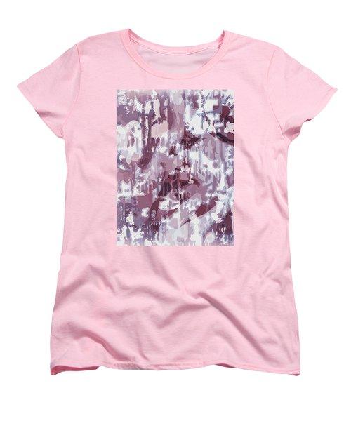The Colors Of Love Women's T-Shirt (Standard Cut) by Moustafa Al Hatter
