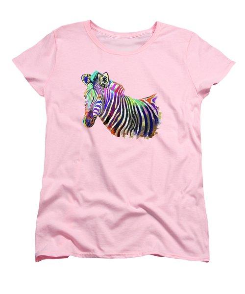 The Grand Donkey Women's T-Shirt (Standard Cut) by Anthony Mwangi
